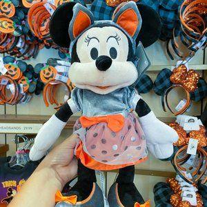 ✨ NWT Halloween Minnie Plush | Disney